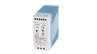 Switched-Mode Power Supply Adjustable 12 VDC/3.33 A 40 W Köp {0}