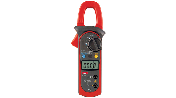 Buy Current clamp meter, 400 AAC, 400 ADC, AVG