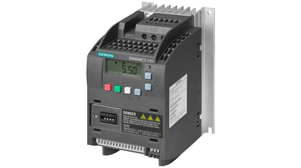 Buy Frequency converter 0.75 kW, 380...480 VAC 3-phase