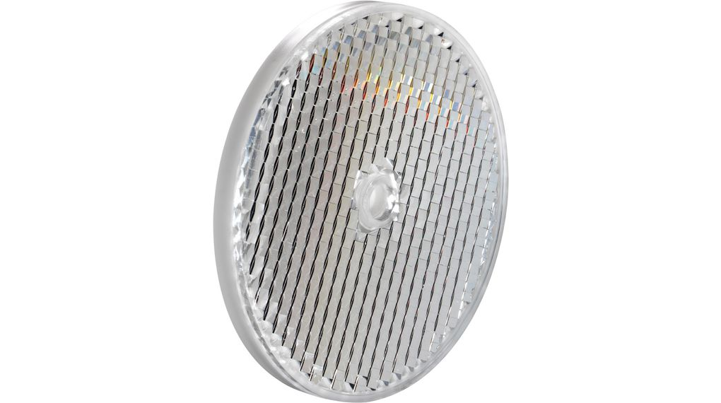 Reflector Suitable for Sensors with Medium to Large Light Spot