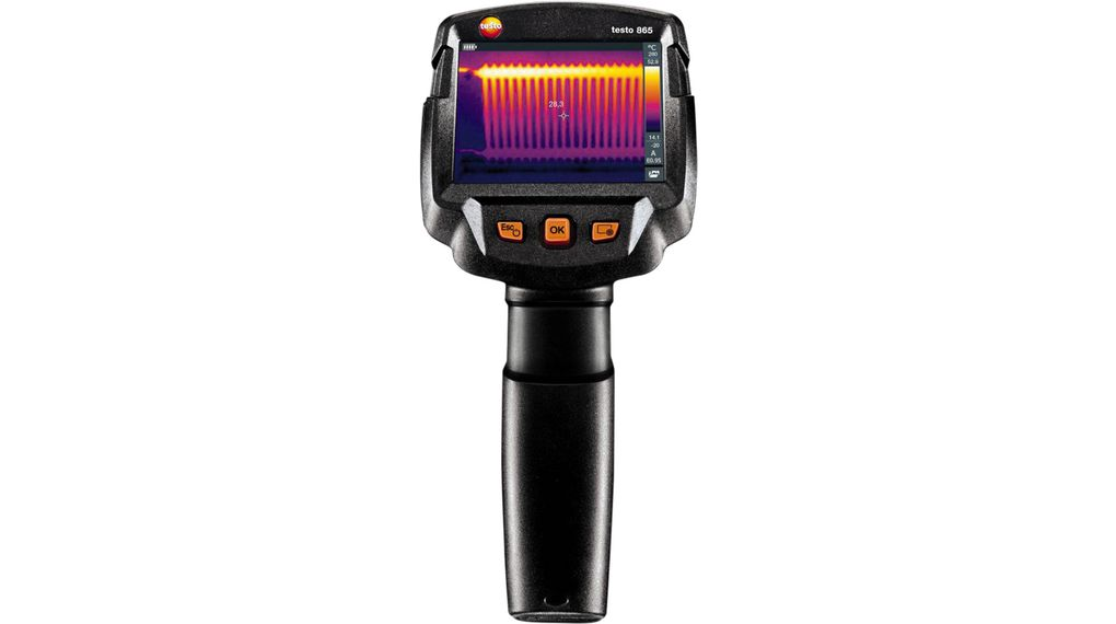 Buy Thermal Imager 160 x 120, -20...+280 °C 31° x 23°