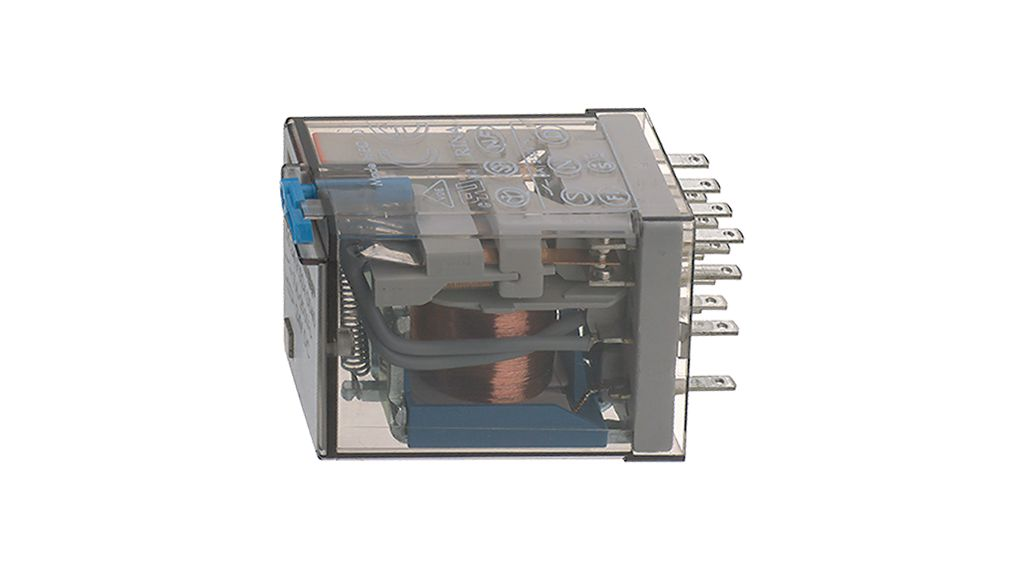 Buy Industrial Relay 24 VDC 600 Ohm 1 W
