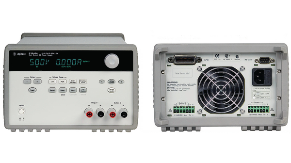 Bench Top Power Supply, Number of Outputs=2, 60 W, Voltage Max  20 V,  Current Max  3 A, Programmable