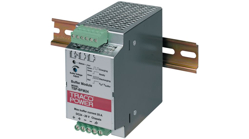 Köp Battery Controller Module Power Supplies 110 mm DIN Rail Mount