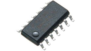 Operational Amplifier Quad 3 MHz SO-14, TL074