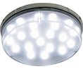Buy LED lamp GX53 white transparent