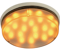 Buy LED lamp GX53 yellow transparent