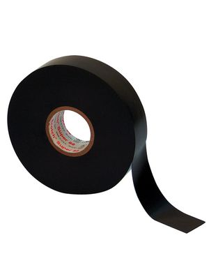 SUPER88-19X6 Vinyl Electrical Tape Black 19mmx6m 3M