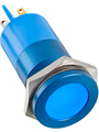 LED Indicator blue 220 VAC Buy {0}