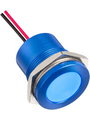 LED Indicator blue 110 VAC Buy {0}
